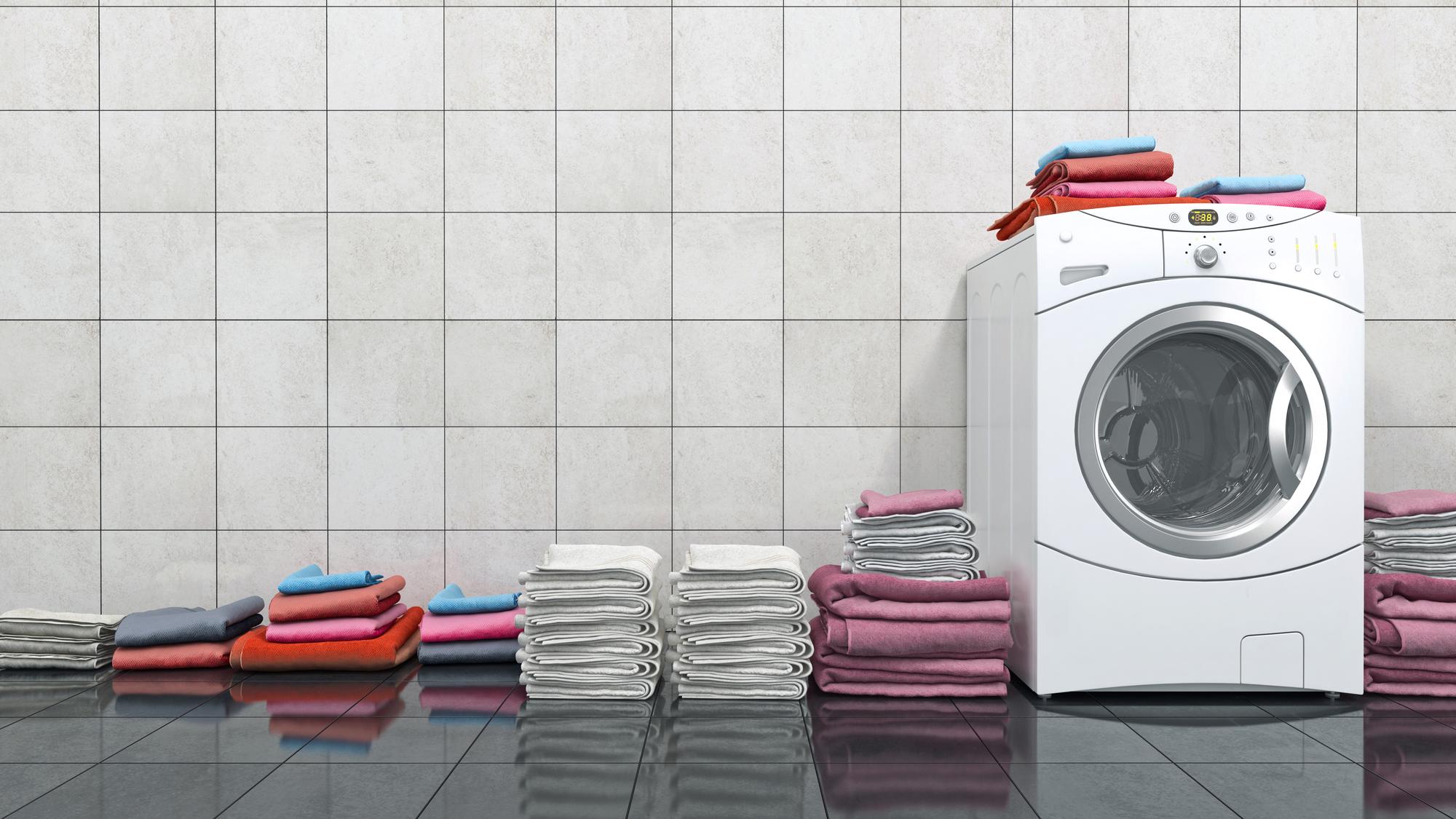 Klesvasken trenger en tørketrommel