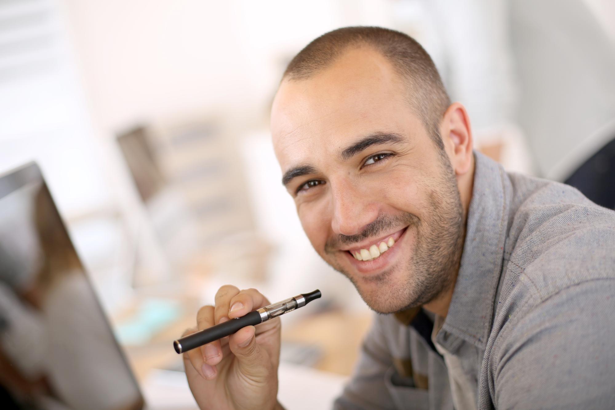 E-sigaretter et helsealternativ?