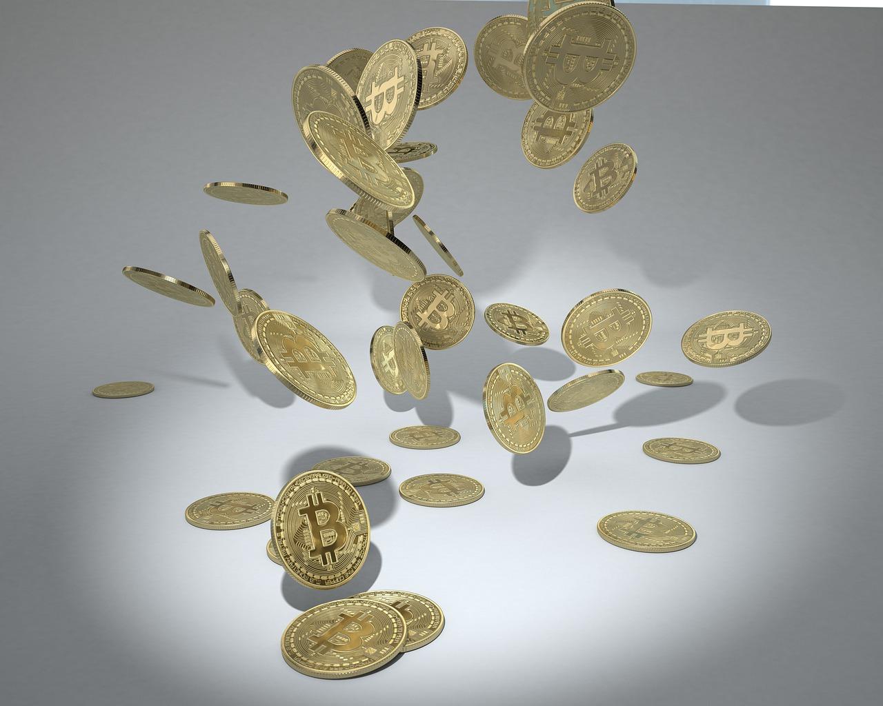 Bli med på Bitcoinbølgen