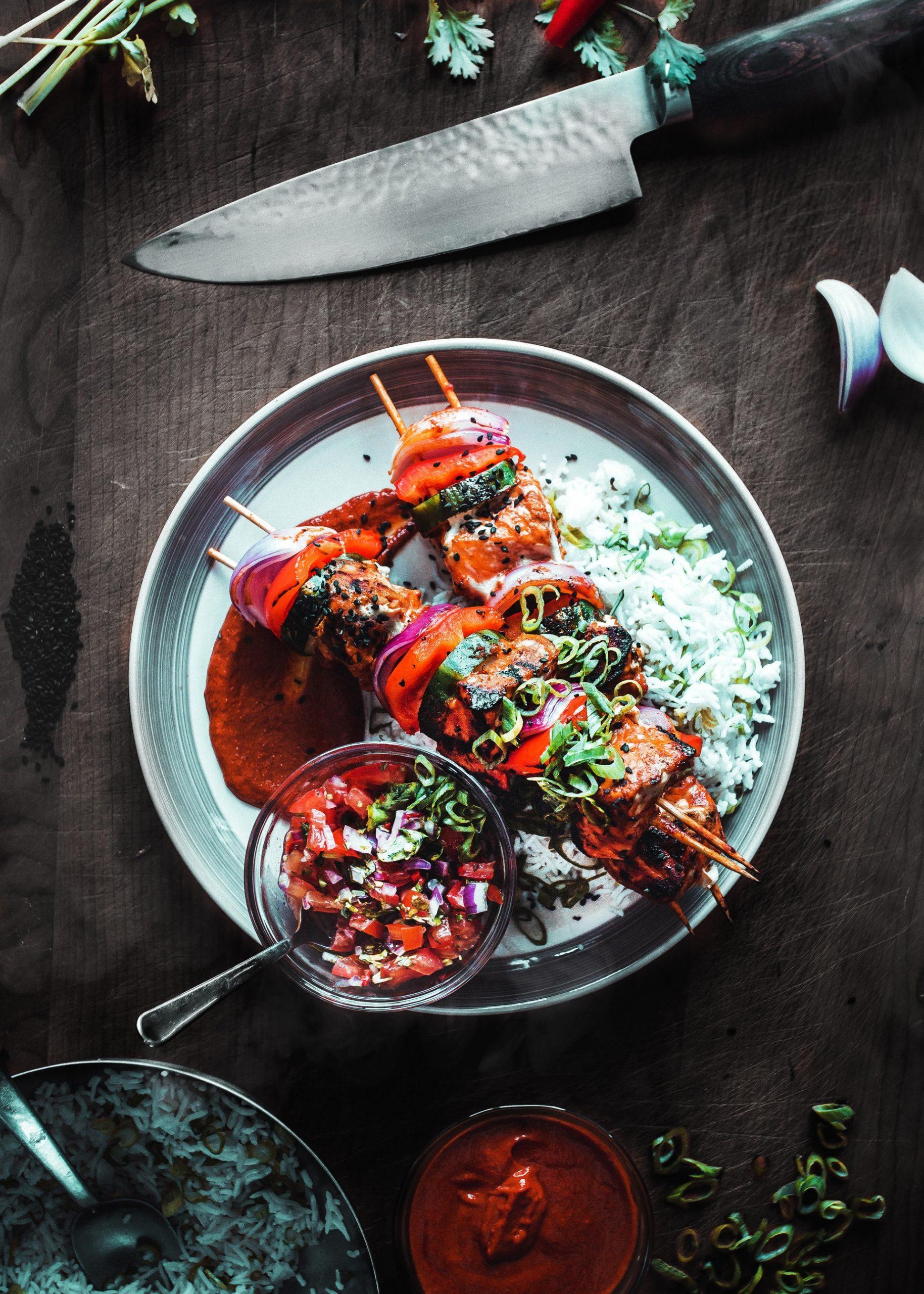 Et flott kjøkken gjør det enklere å spise sunt